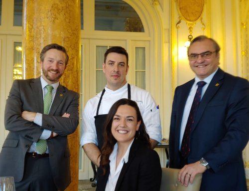 Primera reunión de la historia de nuestra Asociación con nuestros queridos socios del País Vasco