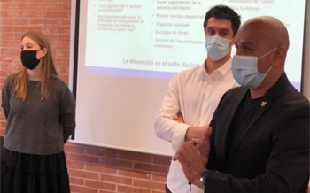 Formaciones especializadas en «La Escola d'Hostaleria i turisme» de Girona